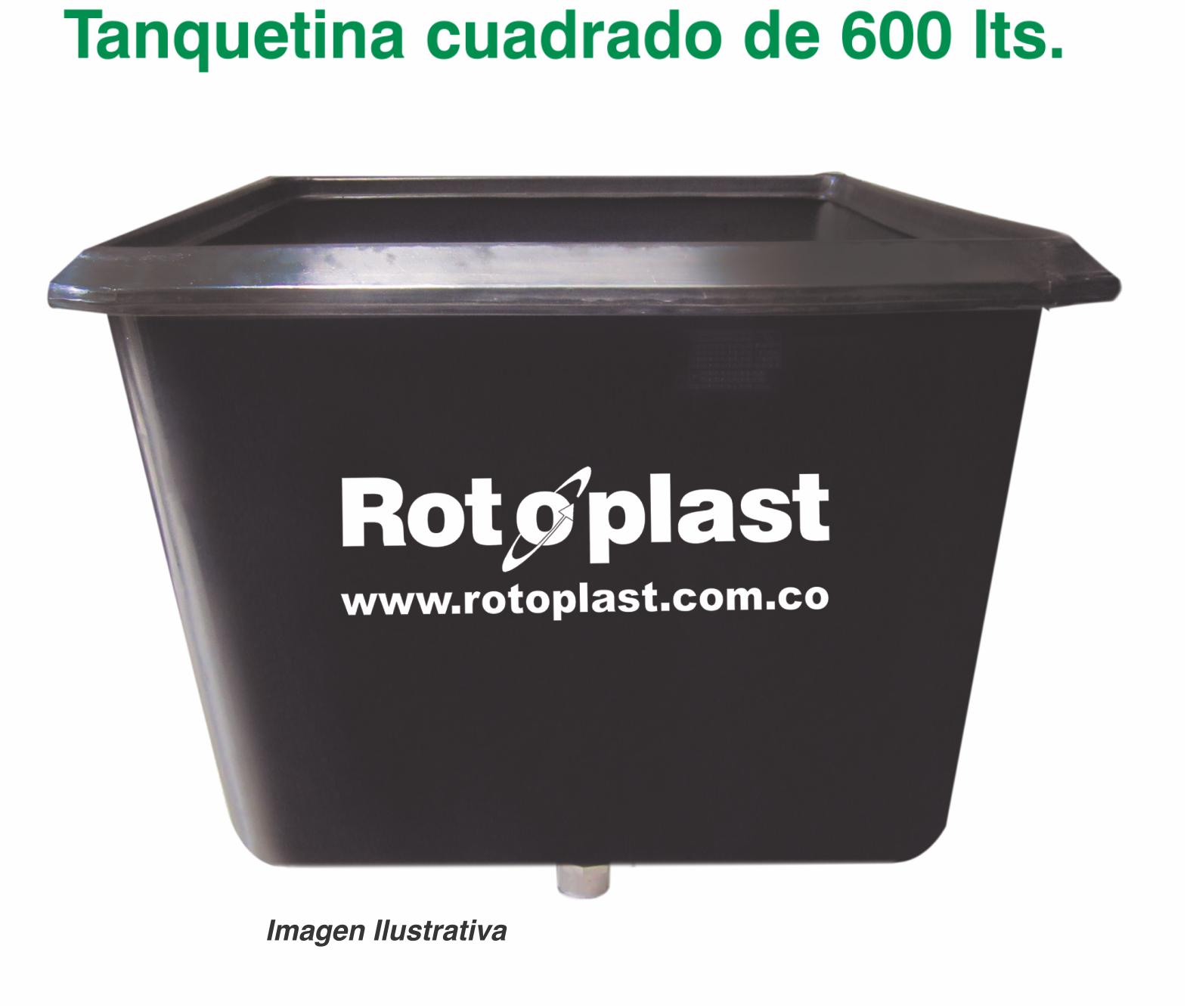 Tanque pl%c3%a1stico para lavado de caf%c3%a9 rotoplast