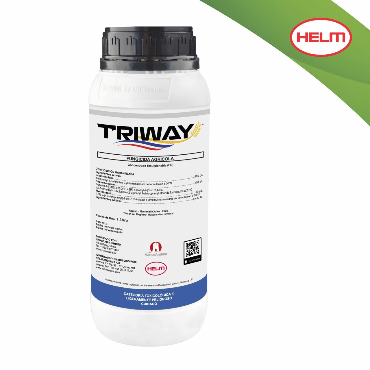 Fungicida triway helm andina