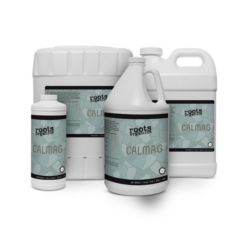 Nutriente l%c3%adquido para plantas roots organics calmag tech industries