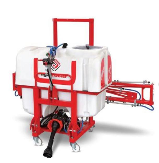 Fumigadora agromaster 400 600 litros 1