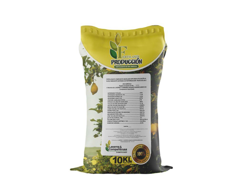 Fertilaser produccion 10 kl