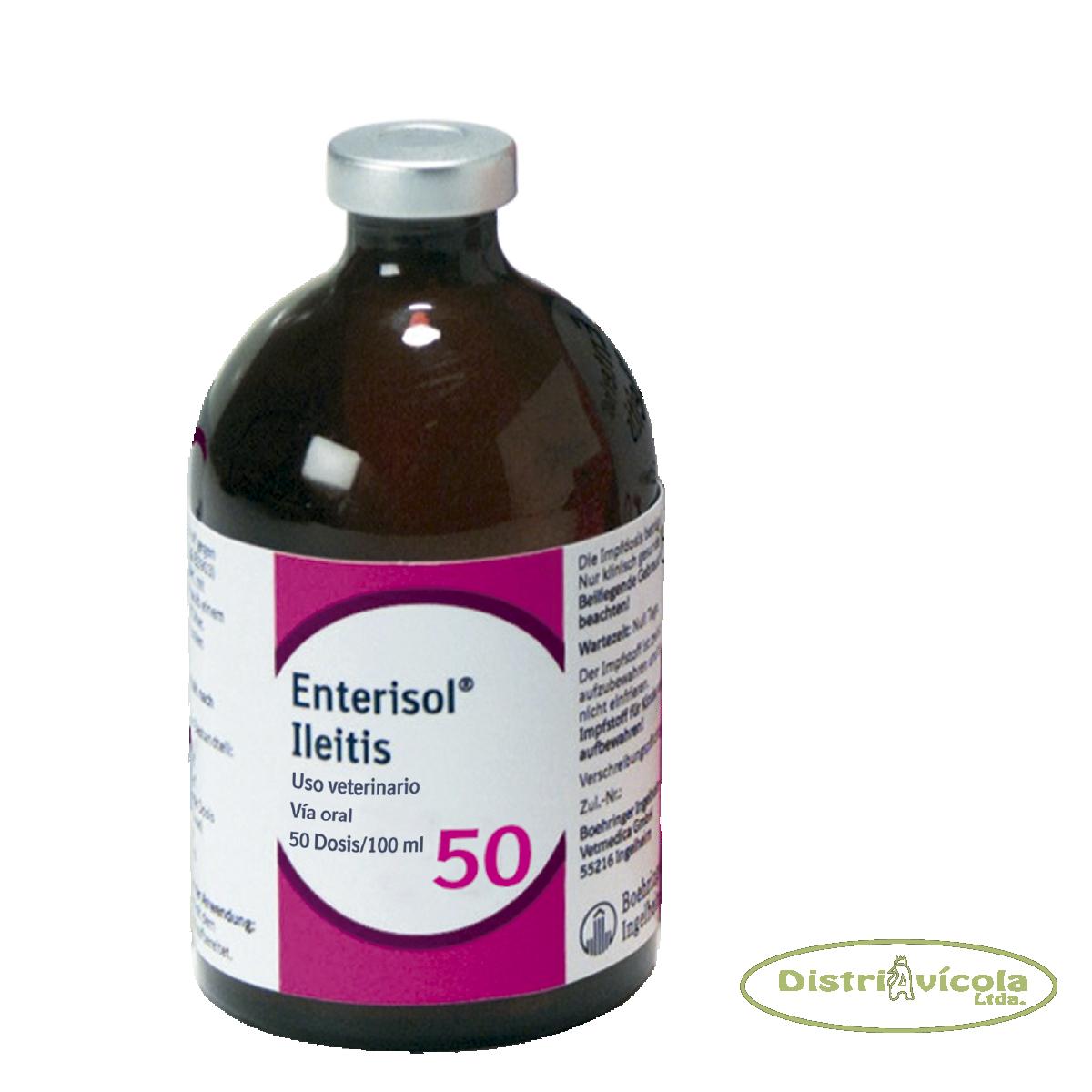 Enterisol ileitis x 50 dosis distriavicola